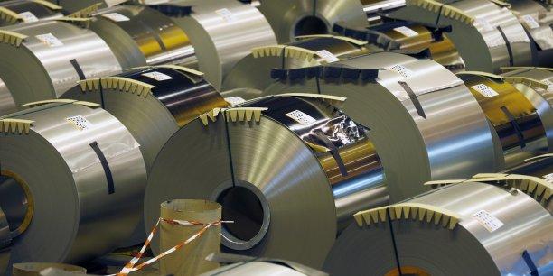 En 2012, le géant mondial arrivait difficilement à produire 580.000 tonnes d'acier.