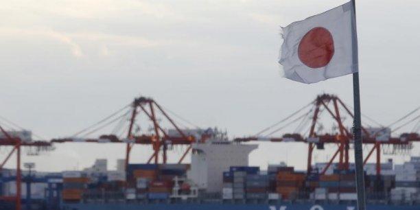 Le Japon est entré en récession au troisième trimestre 2014.