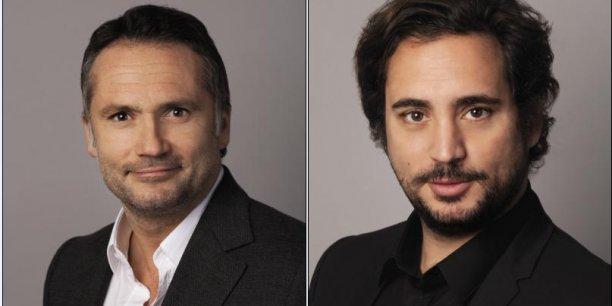 Grégory Marciano et Hervé Louis ont tous deux fondé Sushi Shop en 1998.