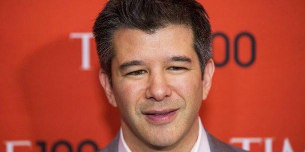 Travis Kalanick le fondateur et directeur général d'Uber est déjà multimilliardaire.