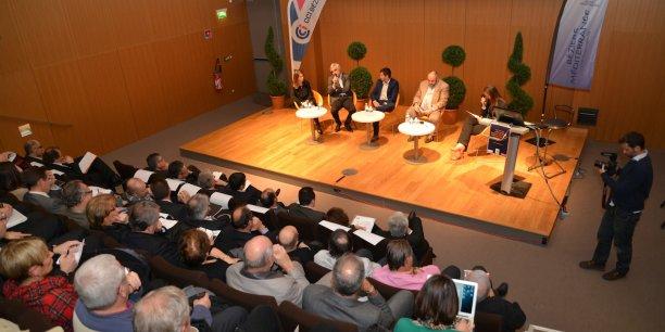 L'Agglo de Béziers a rassemblé 230 personnes lors de sa conférence débat.