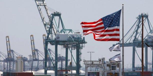 La croissance de l'activité dans le secteur privé américain ralentit modérément en ce mois de janvier,