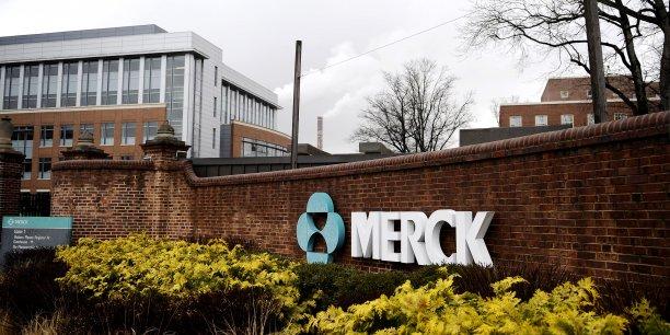 Merck serait prêt à payer quelque 100 dollars par action Cubist.