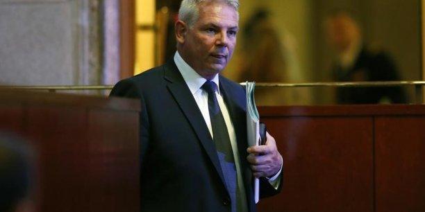 Thierry Lepaon a promis à la Commission exécutive mardi la transparence complète sur l'ensemble des brûlants dossiers qui le concernent.
