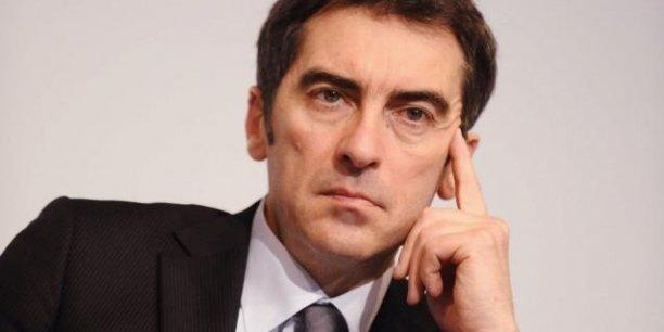 Jean Bassères, patron de Pôle Emploi.