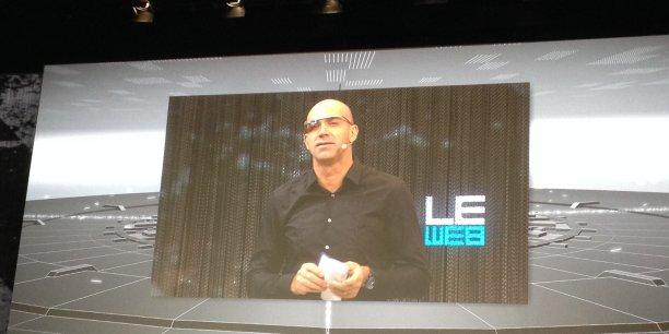 Loïc Le Meur a fondé en 2004 la conférence LeWeb qui accueille chaque année les grandes figures de la Silicon Valley.