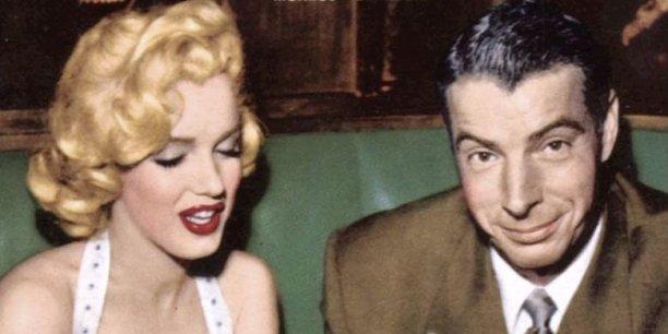 La missive avait été postée le 9 octobre 1954, trois jours après la conférence de presse télévisée lors de laquelle l'actrice a annoncé leur divorce à venir.