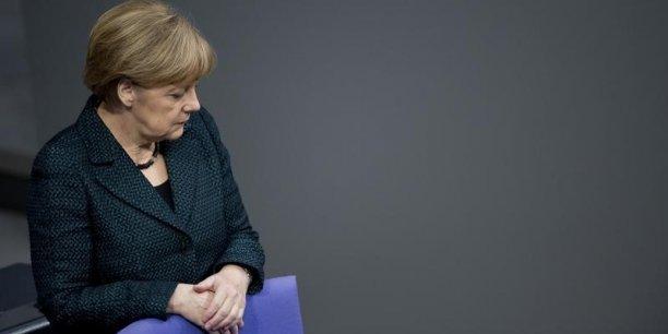 Angela Merkel veut-elle vraiment la sortie de la Grèce de la zone euro ?
