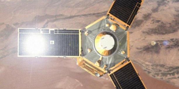 La France va à terme perdre son leadership dans l'observation spatiale optique avec l'arrivée de l'Allemagne sur ce segment de marché