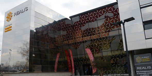 Le pôle Réalis, à Montpellier, fête son 1er anniversaire en décembre 2014.