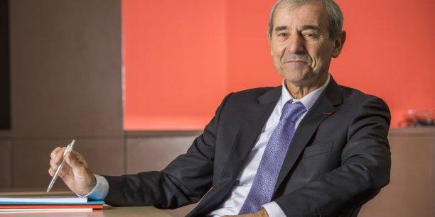 Pierre Cardo, président de l'ARAFER