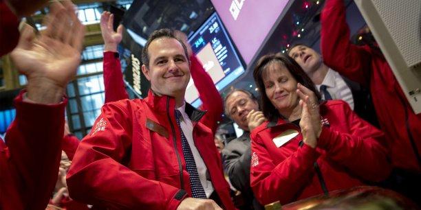 Lending Club, fondée en 2007 et dirigée par le Français Renaud Laplanche, 44 ans, est le premier prêteur alternatif à tenter une aventure en Bourse.