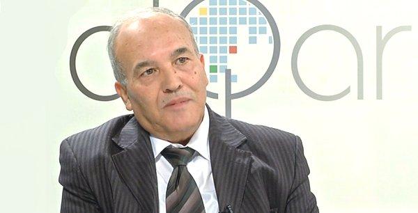 Le Professeur Abderrahmane Mebtoul, économiste algérien et expert international.