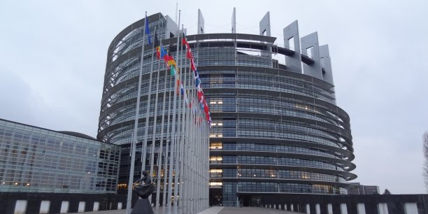 Le parlement européen à Strasbourg (photo d'illustration).