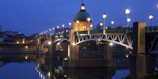Avec ses start up et pme innovantes toulouse lance sa - Piscine pont st pierre 27 ...