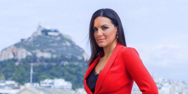 Olga Kefaloyianni, ministre grecque du tourisme
