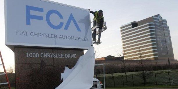 Fiat Chrysler Automobiles (FCA) a négligé de communiquer des données relatives aux conséquences des accidents impliquant ses véhicules au ministère des Transports américains depuis 2003.