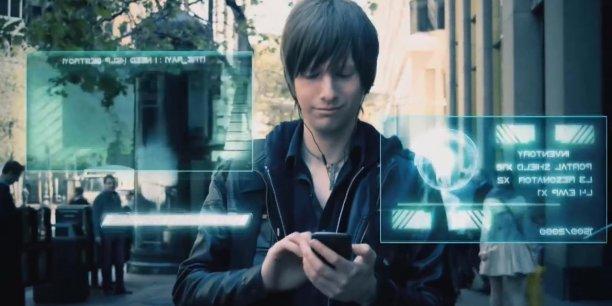 Développé par Google Niantic Labs, une filiale de Google, le jeu vidéo multi-joueurs Ingress compte huit millions d'utilisateurs.
