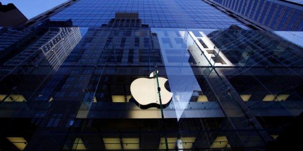 Au vue des performances de la firme de Cupertino, le titre gagnait 5% à quasiment 115 dollars dans les échanges après la clôture de la Bourse de New York.