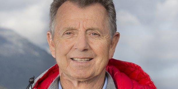 Michel Giraudy préside France Montagnes depuis cette année.