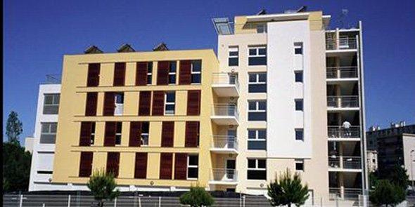 Le quartier du Petit Bard à Montpellier, qui avait bénéficié du programme ANRU 2003-2015.