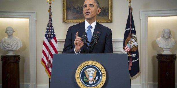 L'allocution télévisée de Barack Obama intervient quelques heures après la libération de l'Américain Alan Gross, lequel a passé cinq ans en prison à Cuba.