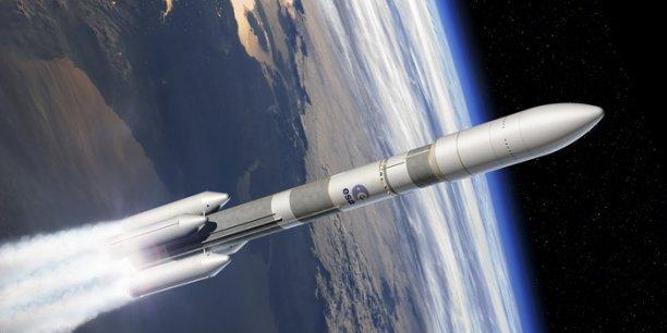 L'objectif avec Ariane 6 est de réduire les coûts de 40% à 50% par rapport à Ariane 5, selon le président d'Airbus Safran launchers, Alain Charmeau