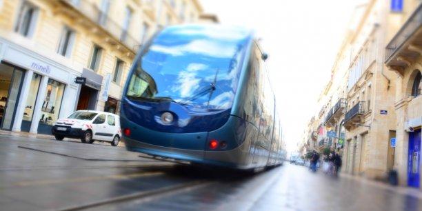 La ligne C desservira Villenave-d'Ornon courant 2018