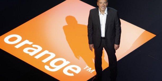 Il y a d'abord un effet de rattrapage reconnaît Stéphane Richard, le PDG.