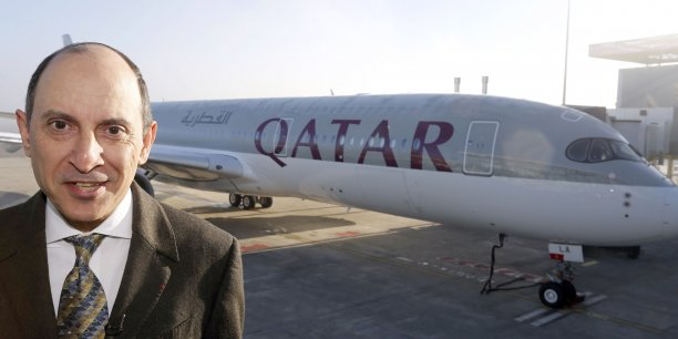 Akbar al Baker, le directeur général de Qatar Airways