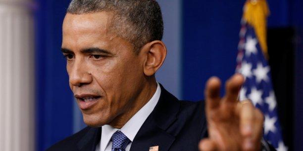 Le projet, qui sera dévoilé lundi 2 février par Barack Obama, devrait se heurter à l'opposition des républicains qui contrôlent désormais les deux chambres du Congrès.