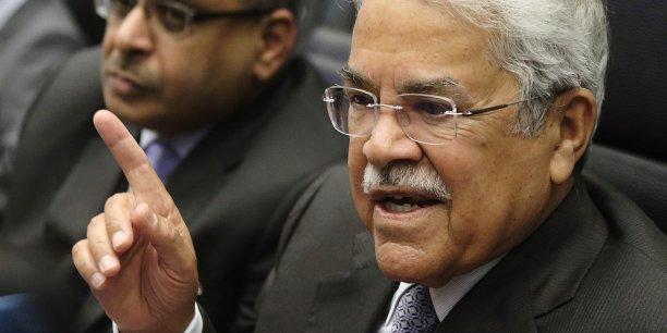 Ali al-Naimi, ministre saoudien du pétrole depuis 1995, est considéré comme l'homme le plus influent de l'industrie énergétique.