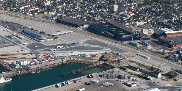 Le chantier naval CMN basé à Cherbourg a réalisé un chiffre d'affaire de l'ordre de 100 millions d'euros en 2014