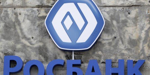 Le groupe Rosbank employait fin 2014 quelque 20.500 salariés.