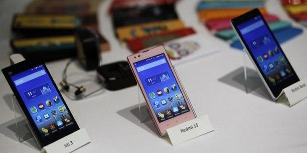 Le groupe s'est hissé en trois ans seulement au rang de troisième fabricant mondial de smartphones.