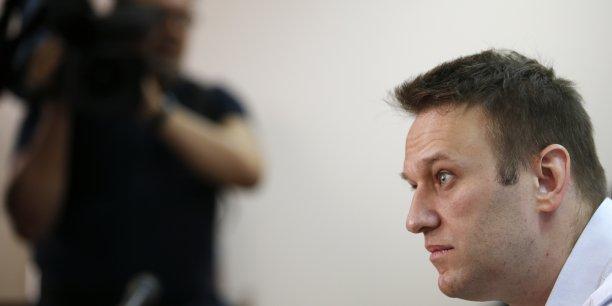 Le parquet avait requis il y a dix jours une peine de dix ans de prison à l'encontre d'Alexeï Navalny.