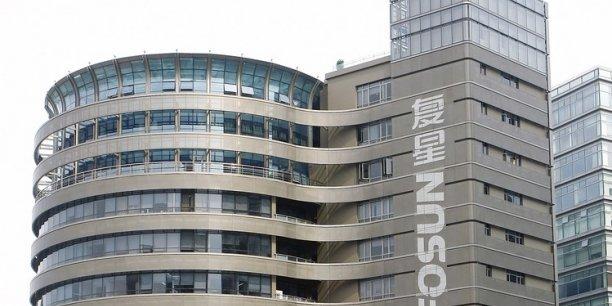 Plus d'un tiers des actifs du conglomérat chinois sont déjà investis dans le domaine de l'assurance.