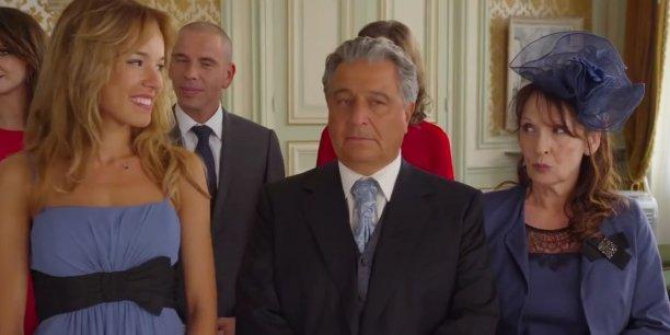 Qu'est ce qu'on a fait au bon Dieu est le plus gros succès de l'année 2014 en France. Le film a réalisé 12,3 millions d'entrées.