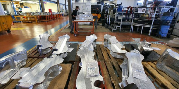 Figeac Aéro produit de nombreuses pièces dans ses usines du Lot