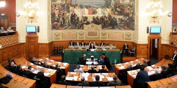 Avec la naissance de la métropole, le 1er janvier 2015, le Conseil général du Rhône s'étend désormais sur 13 cantons et emploie 1700 agents.
