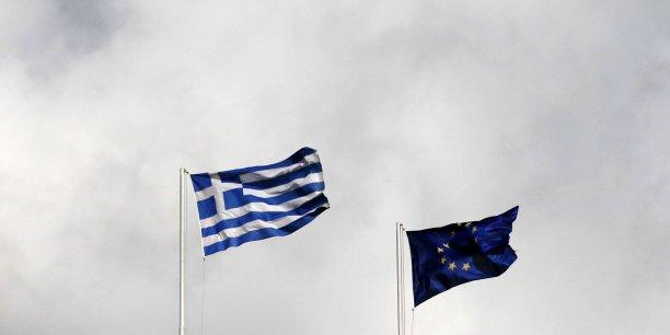 Selon le Bild, les experts gouvernementaux s'inquiètent notamment de l'éventualité d'un effondrement du système bancaire grec dans le cas d'une sortie de la Grèce de la zone euro.