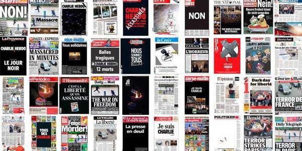 L'Europe n'a pas peur, titre l'édition en ligne du grand hebdomadaire portugais Expresso.