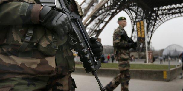 Les militaires, qui vont s'ajouter aux effectifs de police déjà déployés, seront 1.100 au total dès samedi et 1.350 dimanche à Paris et sa région.