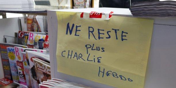 10 millions d'euros, 120.000 abonnés pour Charlie Hebdo