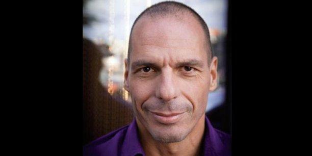 Yannis Varoufakis est candidat pour Syriza aux élections du 25 janvier en Grèce.