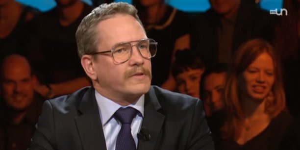 Vincent Kucholl, alias Meinard Gallarotti, l'adjoint du porte-parole de la BNS.