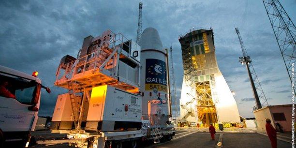Tir réussi pour Galileo, le GPS européen