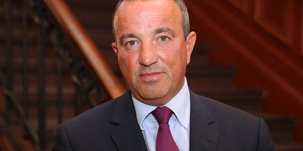 Christophe Noël, le nouveau directeur de la communication de la mairie de Toulouse prendra ses fonctions en octobre.© photo Rémi Benoit