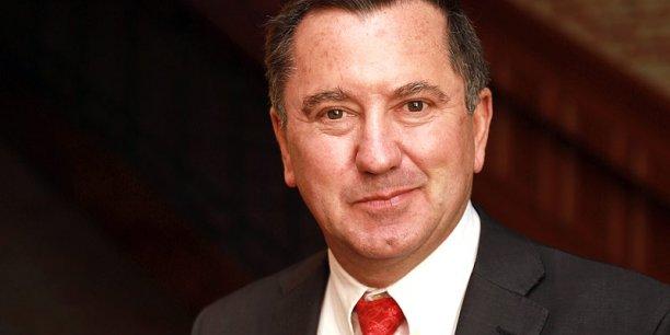 Jean-Michel Lattes, 1er adjoint au maire de Toulouse, en charge des transports
