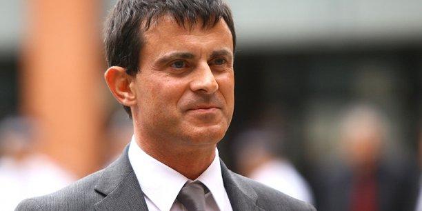 Manuel Valls et une partie du gouvernement feront leur rentrée dans la région toulousaine (Crédit : Rémi Benoit).
